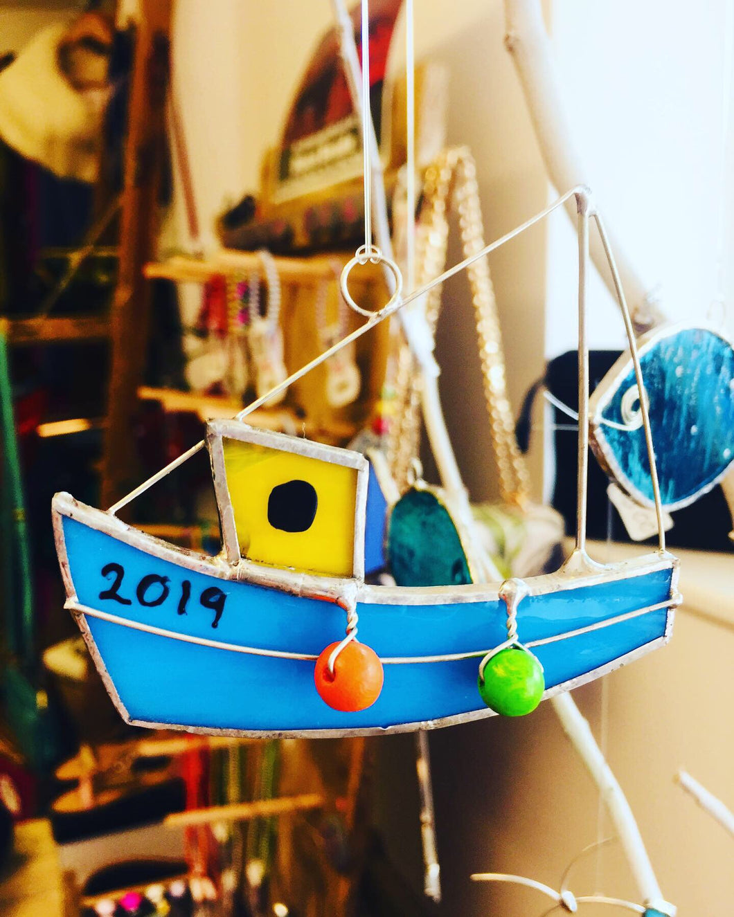 Rosalyn Fishing Boat