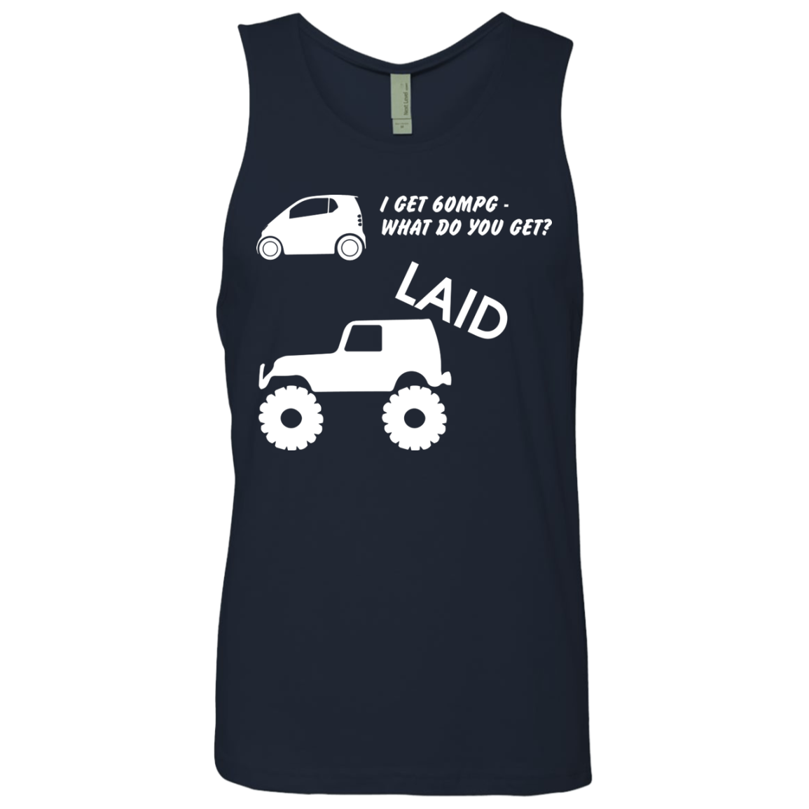 Jeep wrangler lifted smart car mpg laid t shirt autozik jeep wrangler lifted smart car mpg laid t shirt sciox Gallery
