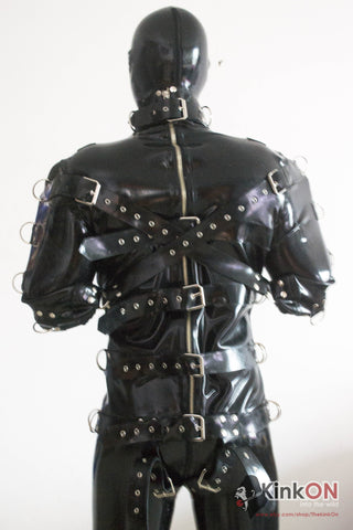 Bender Rubber Straight Jacket – theKinkOn