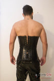 Rubber Male Corset Cincher