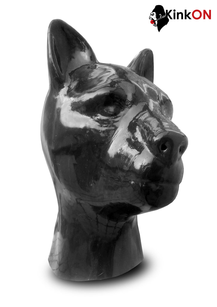 What Is Rubber Made Of >> Moulded Rubber Dog Hood – theKinkOn