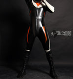 Rubber Moto Racing Suit