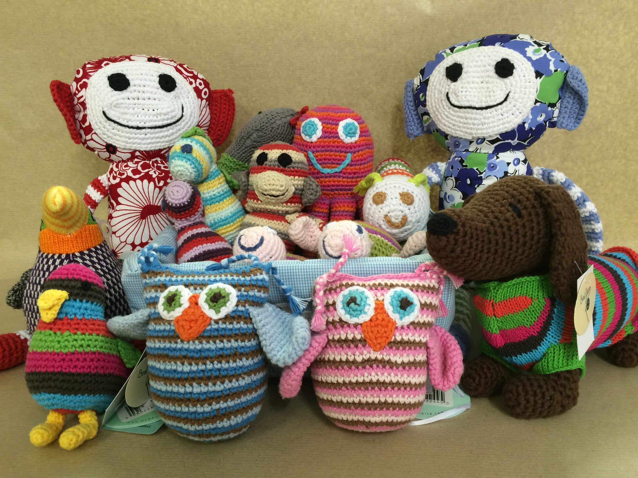 New Soft Toy Collection now available!!!