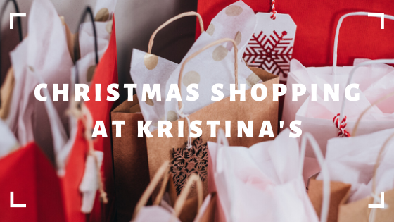 Christmas Gift Guide at Kristina's
