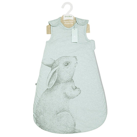 Wild Cotton Organic Sleeping Bag - 1.0 Tog - Rabbit