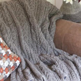 Chamonix Wool Throw