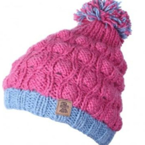 Seattle Bobble Beanie - 2 colours