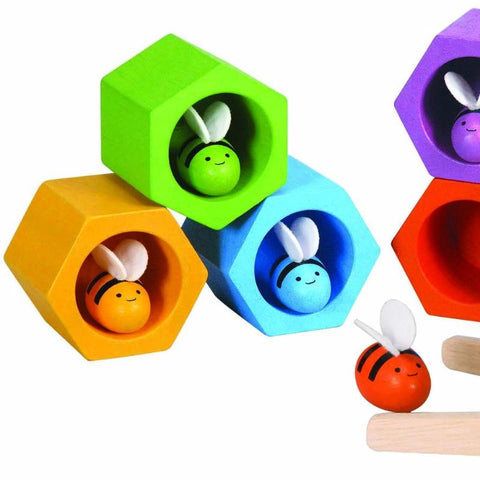 Beehives - Plan Toys