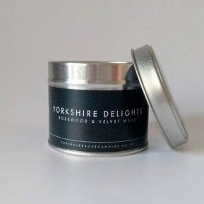 Tin Candle - Yorkshire Delights
