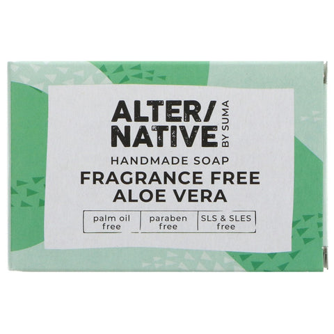 Fragrance Free Aloe Vera Soap Bar