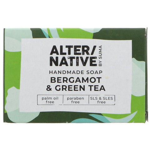 Bergamot & Green Tea Soap Bar