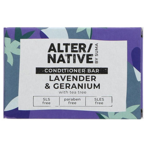 Lavender & Geranium Conditioner Bar