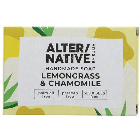 Lemongrass & Chamomile soap