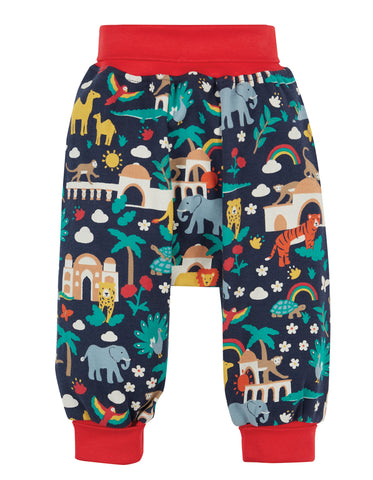 Parsnip pants India print