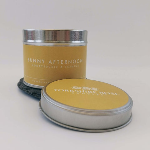 Sunny Afternoon Scented Candle