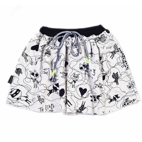 Freddy BiB Girls Sweatskirt