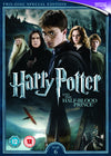 Harry Potter and The Half-Bloody Prince DVD