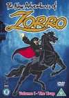 The New Adventures Of Zorro: Volume 1 - The Trap DVD