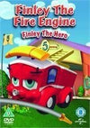 Finley The Fire Engine: Finley The Hero DVD