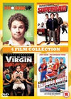 4 Film Collection - Knocked Up/Superbad/40 Year Old Virgin/Talladega Nights DVD