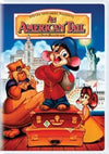 An American Tail/Fievel Goes West/The Treasure of Manhattan Island DVD