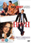 50 First Dates/Hitch/My Best Friend's Wedding DVD