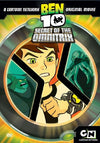 Ben 10 Secret of the Omnitrix DVD