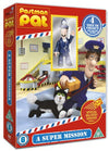 Postman Pat - Special Delivery Service - A Super Mission (With PC Selby Figurine) DVD