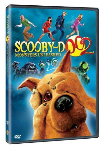 Scooby Doo 2 Monsters Unleashed 2004 Dvd At Ebuzz Ie Online Dvd Store