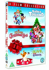 Babes in Toyland / An All Dogs Christmas Carol / Olive, the Other Reindeer Triple Pack  [1997] DVD
