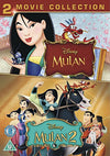 Mulan / Mulan 2 Double Pack [DVD] [1998]