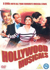 Hollywood Musicals - Daddy Long Legs, The Gang's All Here, Second Fiddle, Orchestra Wives, Pin Up Girl, On The Avenue, Sun Valley Serenade, The Dolly Sisters DVD