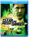 Clear and Present Danger  [1994] Blu-ray