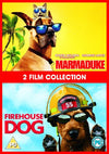 Marmaduke/Firehouse Dog DVD