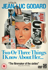 Two Or Three Things I Know About Her  [1967] DVD