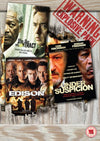 Explosive Pack (Edison  The Contract  Under Suspicion) DVD