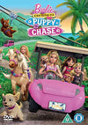 Barbie And Her Sisters In A Puppy Chase DVD