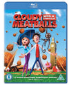 Cloudy with a Chance of Meatballs  [2009] [Region Free] Blu-ray