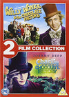 Willy Wonka And The Chocolate Factory / Charlie And The Chocolate Factory (2 Disc Box Set)  [2007] DVD