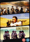 The Magnificent Seven/the Big Country/the Long Riders DVD