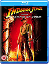Indiana Jones And The Temple Of Doom Blu-ray