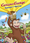 Curious George Swings Into Spring  [2013] DVD