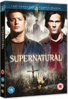 Supernatural - Complete Fourth Season  [2009] DVD
