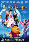 Happily N'Ever After DVD