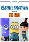 Despicable Me - 6 Mini-Movies Collection DVD