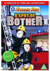 Fireman Sam - A Spot Of Bother  [2010] DVD