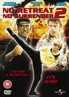 No Retreat, No Surrender 2 - Raging Thunder DVD