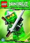 LEGO Ninjago - Masters Of Spinjitzu: Season 2 - Part 1 DVD