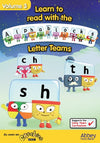 Learn To Read With The Alphablocks - Letter Teams Volume 3 DVD