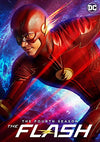 The Flash: Season 4 DVD